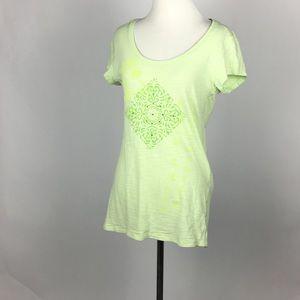 * Earth Yoga Sustainable Organic Clothing T Shirt